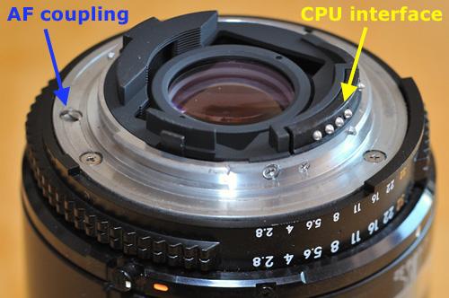 through the nikon f mount ai p lenses and cpu conversion rh throughthefmount com Nikon USA Lenses Best NIKKOR Lenses