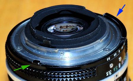 through the Nikon F-Mount - using older lenses on your Nikon DSLR